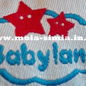 Багаторазові підгузники ТМ Babyland 3-13кг