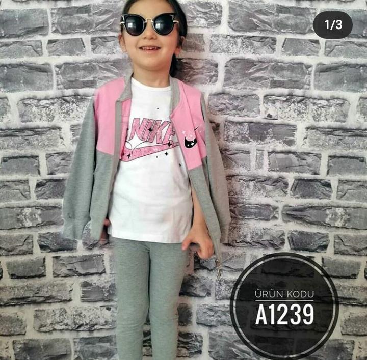 Спортивный костюм для девочек NIKE от 4-12 лет