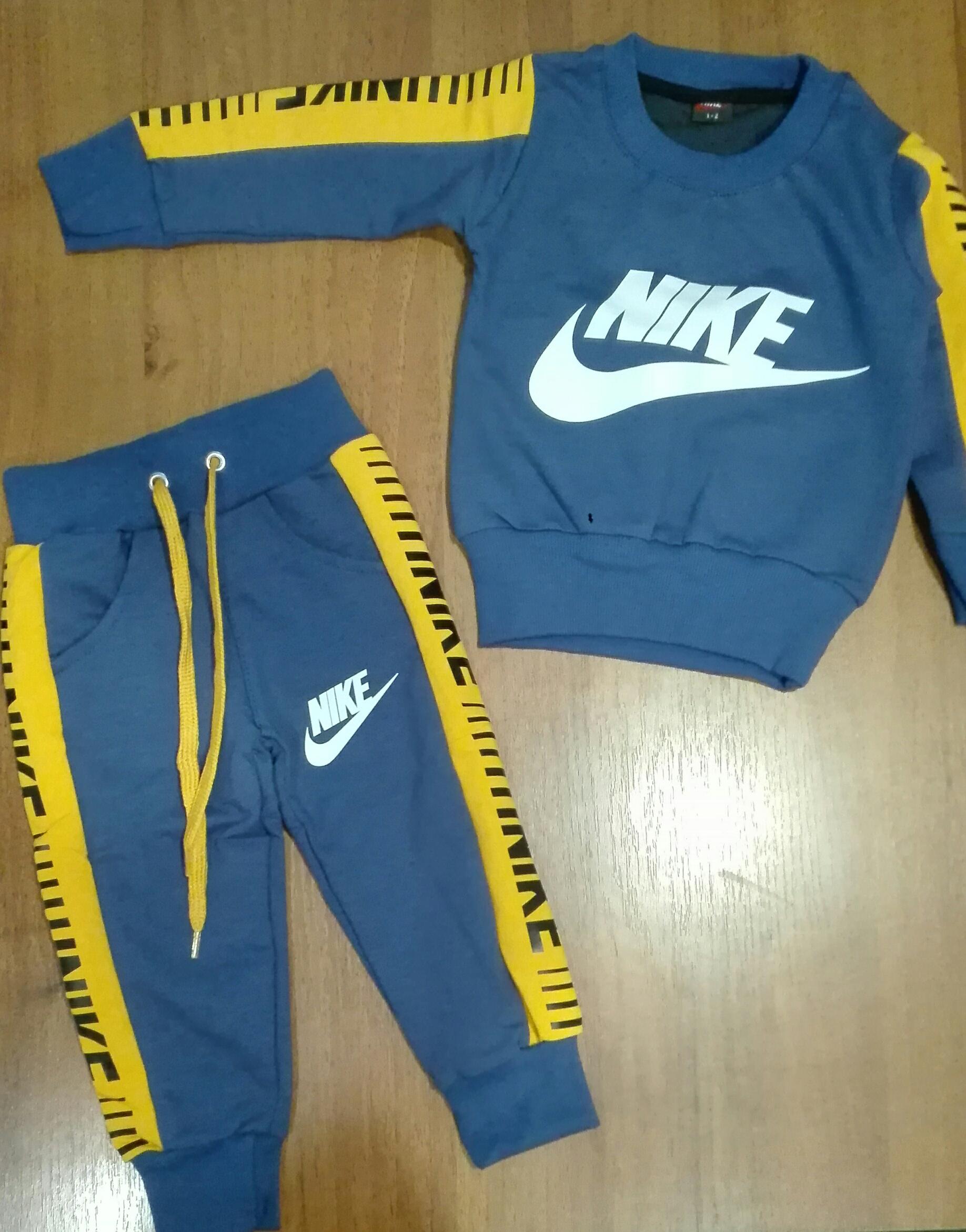 Спортивный костюм для мальчиков NIKE от 1-6 лет